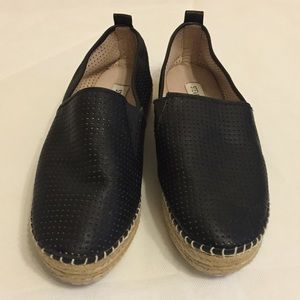 5aac04a5a99 Steve Madden Shoes - Steve Madden Wright Perforated Platform Espadrille